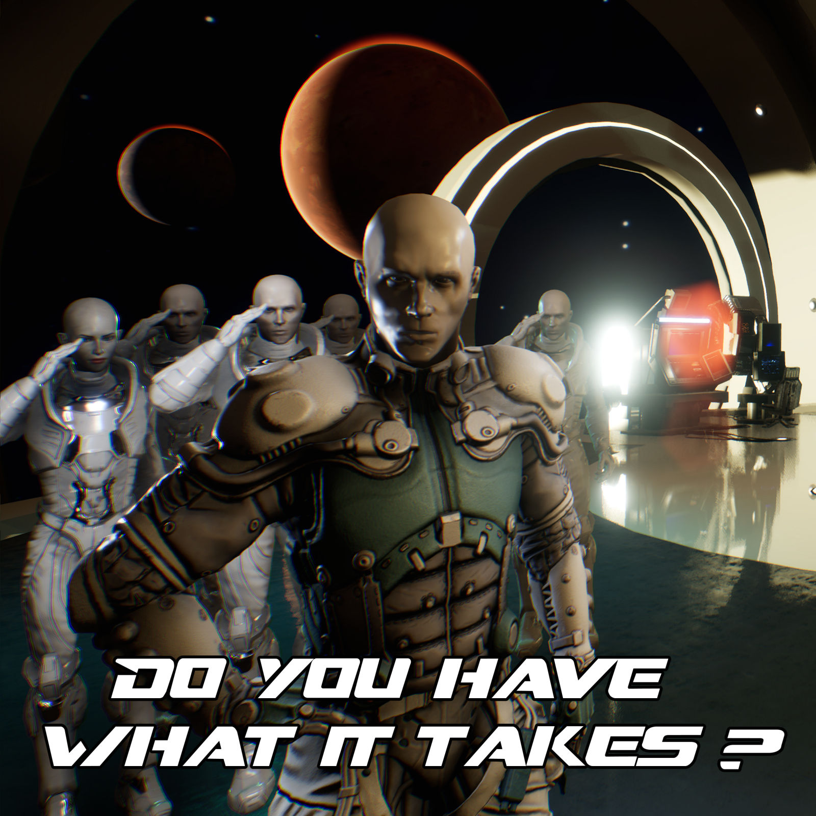 COMMAND - Do you have what it takes-male-ohne LOWRES