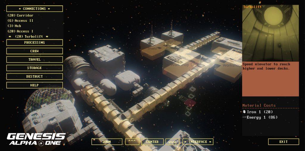 Starship building