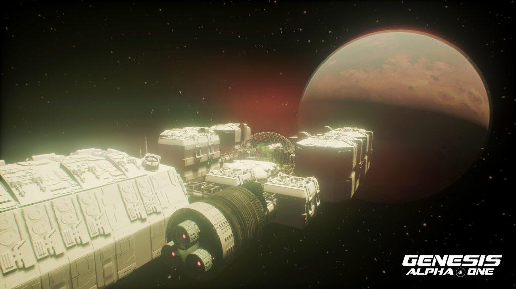 A Genesis ship